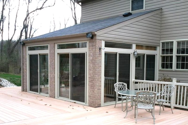 Enclosed Porches From Betterliving